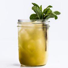 Maple-Ginger Cider Switchel Recipe | Bon Appetit