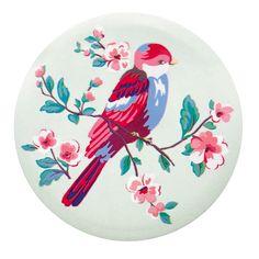 $7 STOCKING British Birds Pocket Mirror | Washbags | CathKidston