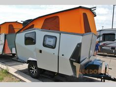 New 2015 Taxa Cricket Sport Travel Trailer at Blue Dog RV | Post Falls, ID | #200526