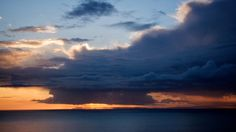 Sunset from Mull of Kintyre
