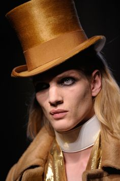 Jean Paul Gaultier осень 2012 Couture
