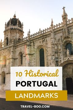 Planning your Portugal Travel holiday? Then check out this Portugal travel guide on the most famous Portugal landmarks and add these to your Portugal Itinerary today. Portugal Travel, Portugal Travel Guide, Portugal Travel Itinerary, Portugal Travel Tips, Lisbon Portugal, Porto Portugal. #portugaltravel #portugaltravelguide #portugal Portugal Vacation, Portugal Travel Guide, Portugal Places To Visit, Portuguese Royal Family, Travel Guides, Travel Tips, Day Trips From Lisbon, Portugal Holidays, Famous Landmarks