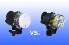 Sea&Sea YS-D2 vs YS-D1 Review