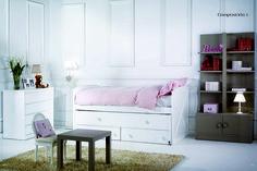 Dormitorio juvenil de la firma Cristóbal. Encárganosla en el 91 665 52 52