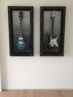 DIMAVERY Wandhalter für Gitarre WOOD