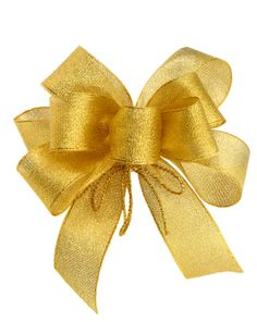 DIY: How to tie bows - How to make a graduated loopy bow - How to make a loopy bow