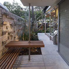 [건축] 정원에 모던을 더했더니- 예쁜 조경디자인과 독채 설계 The Garden Room Architects : Welsh+...