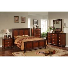 King Size Bedroom Sets | Bedroom Sets | Pinterest | King size ...