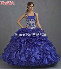 >> Click to Buy << Purple Quinceanera Dress Appliques Lace Beading Sweetheart Tiered Ruffles Floor-Length Ball Gown Vestidos Free Shipping AH57 #Affiliate