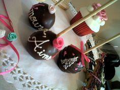Cakepops Parisinos