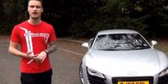 Paul Wallace films supercars driving through London and posts the videos online Audi R8, British Men, Supercar, Earn Money, Channel, Tech, Science, Youtube