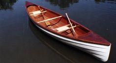 Sassafras 16: A Lightweight Canoe That You Can Build!
