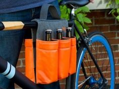 Carry All Bags - bikes, strollers, picnics