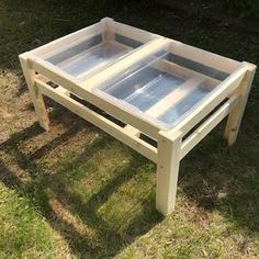 Kids Water Table, Water Tables, Sand Table, Sand And Water Table, Sensory Table, Sensory Bins, Sensory Play, Sensory Garden, Outdoor Toys