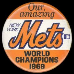 new york mets 1969 world series ticket - Google Search