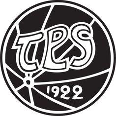 TPS logo Football Formations, Turku Finland, Logos, Twitter, Sports Brands, Badges, Mustang, Soccer, World