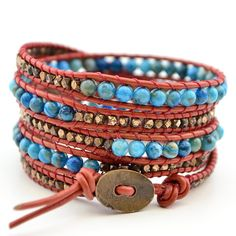 Free Wrap Bracelet Project | Tricks to Laddering- Delhi – Beadshop.com