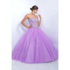 Vestidos de color lila para xv años