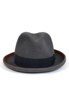 aa24dab5849 Makins Hats  Richard  Homburg Hat available at  Nordstrom Homburg
