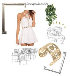 """""""Daily dress and jewelry"""" by silvia-tang on Polyvore featuring MELIN"""