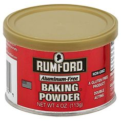 Rumford Baking Powder Gluten Free Aluminium Free 4 oz Pack of 2 ** Find out more about the great product at the image link. (This is an affiliate link) Tart Pan, Baking Ingredients, Coffee Cans, Gluten Free, Canning, Image Link, Pie, Food, Essen