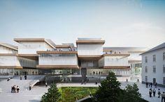 Nuova Università Valdostana Mario Cucinella Architects