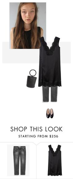 """""""/"""" by darkwood ❤ liked on Polyvore featuring Simon Miller"""