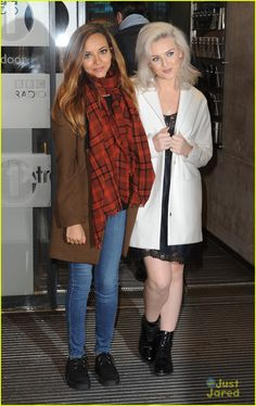 Jade Thirlwall and Perrie Edwards =Jerrie <333