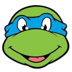 You are purchasing a single Teenage Mutant Ninja Turtle character card party face mask. Ninja Turtle Party, Ninja Turtle Mask, Ninja Turtle Birthday, Tortugas Ninja Leonardo, Party Face Masks, Mascaras Halloween, Creation Art, Teenage Mutant Ninja Turtles, Teenage Turtles