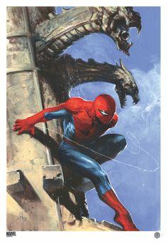 Comic Poster, Comic Art, Comic Books, Spiderman Art, Amazing Spiderman, Spiderman Pictures, Amazing Fantasy 15, Deadpool Wallpaper, Avengers Wallpaper