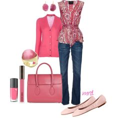 More Pink - Polyvore