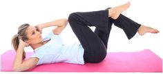 6 Types Of Crunches And Their Benefits