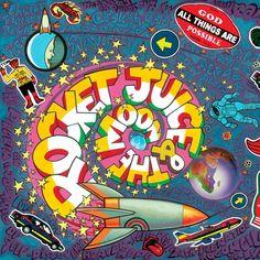 Rocket Juice & The Moon with Erykah Badu & Fatoumata Diawara; Damon Albarn, Fleas, Juice, Shit Happens, Rotary, Connection, Africa, Clouds, Group