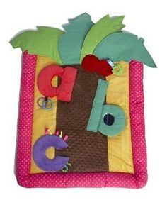 Preschool and Kindergarten 145938: Manhattan Toy Chicka Chicka Boom Boom Abc Tummy Time -> BUY IT NOW ONLY: $30 on eBay!