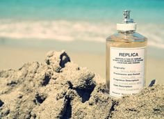 Although, it's closely followed by - Maison Martin Margiela 'Replica' Beach Walk fragrance, which has lovely coconut milk, pink pepper, lemon and musk. Oh please don't ever stop making these fragrances! AK