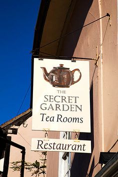 """Sudbury:  Secret Garden Tea Rooms.  """"This place is simply sublime. A warm welcoming atmosphere, pleasant friendly staff and excellent food. On this occasion I only had time for a quick snack - homemade soup with artisan bread, and the best lemon cake I have ever tasted in my life. If you are ever remotely near Sudbury don't miss out on this heavenly place."""""""