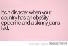 Oh, so true. OMG