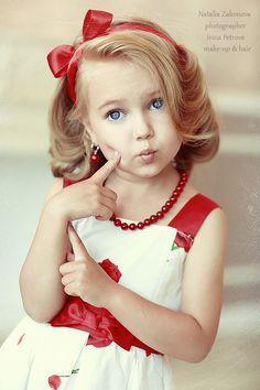 35PHOTO - Наталья Законова - Маленькие леди! :)