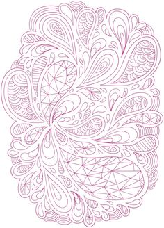adult coloring page.  hard coloring pages. paisley.  Welcome to Dover Publications