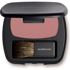 Bare Minerals bareMinerals READY Blush ($23) ❤ liked on Polyvore featuring beauty products, makeup, cheek makeup, blush, beauty, mineral blush, bare escentuals and bare escentuals blush