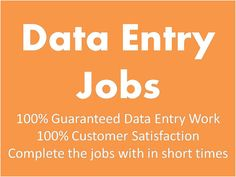 I am Second Level Seller on Fiver. I word as a Professional Data entry operator. http://www.fiverr.com/best99/do-data-entry-virtual-assist-copy-and-past-from-websites-or-pdf-to-excel  Thank You.