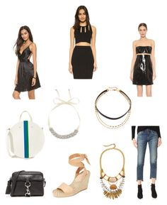 """""""fashion rides"""" by donna-wang1 ❤ liked on Polyvore featuring Cushnie Et Ochs, KaufmanFranco, Contrarian, Rebecca Minkoff, Citizens of Humanity, Clare V., Loeffler Randall, Ben-Amun, Jennifer Zeuner and David Aubrey"""