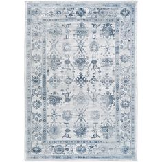 Red, White, Blue, Home, Accessories, area, rug, distressed, Persian @jossandmain