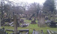 Ireland Cemetery