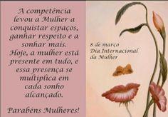 Pedagógiccos: Feliz Dia da Mulher!!!