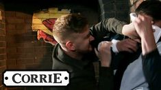 A Furious Gary Attacks Ryan in the Street Loan Shark, Street Work, Coronation Street, Behind The Scenes, Interview, It Cast, Youtube, Youtubers, Youtube Movies