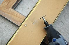 How To Layered Picture Frames 9