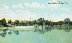 Lake Cliff Park, Oak Cliff, Dallas