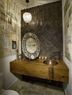 Bathroom Lighting - Home and Garden Design Idea's