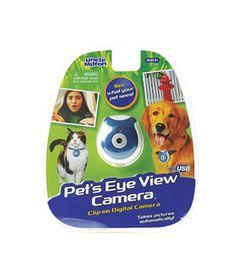 Pet's Eye View Camera